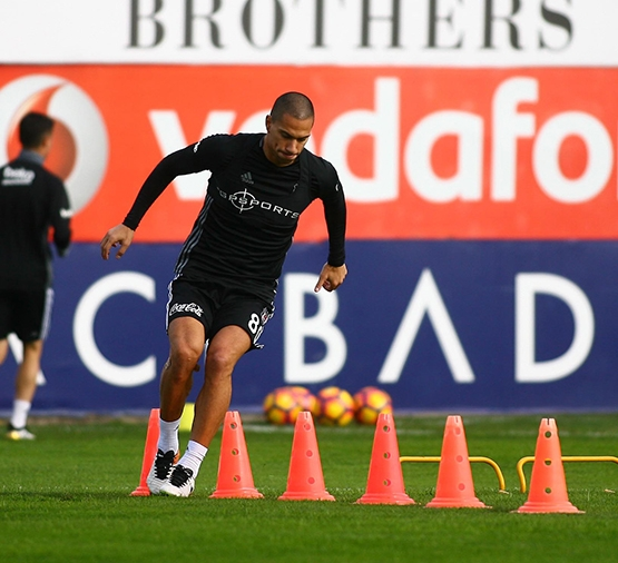 Adanaspor maçı hazırlıkları devam ediyor 15