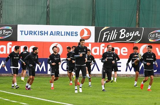 Adanaspor maçı hazırlıkları devam ediyor 17