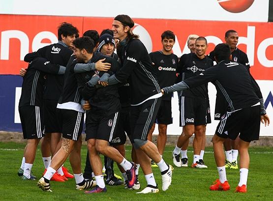 Adanaspor maçı hazırlıkları devam ediyor 18