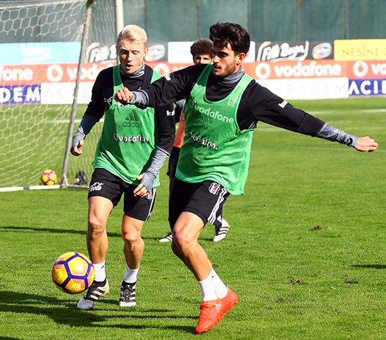 Adanaspor maçı hazırlıkları devam ediyor 19