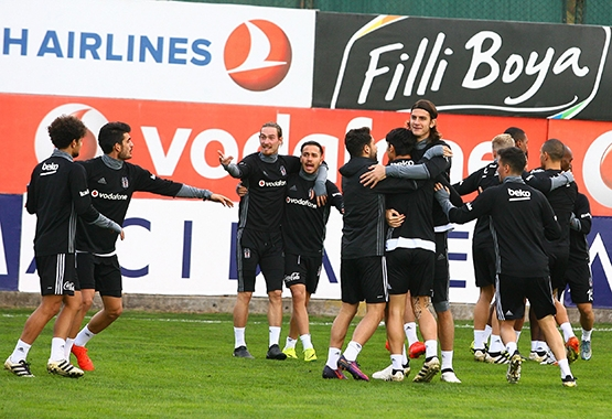 Adanaspor maçı hazırlıkları devam ediyor 20