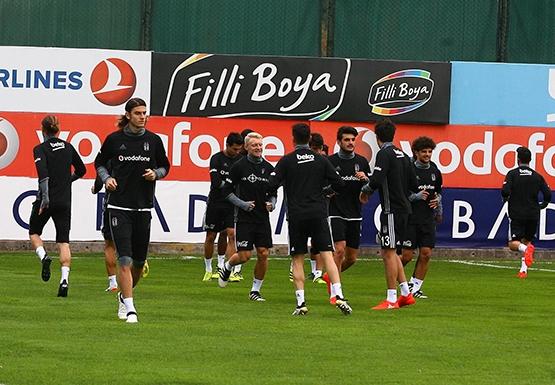 Adanaspor maçı hazırlıkları devam ediyor 4