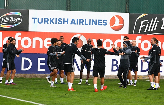 Adanaspor maçı hazırlıkları devam ediyor 5