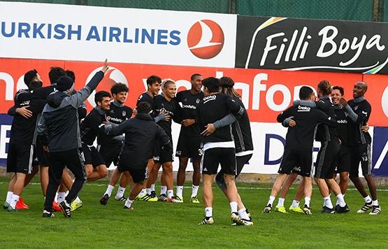 Adanaspor maçı hazırlıkları devam ediyor 6