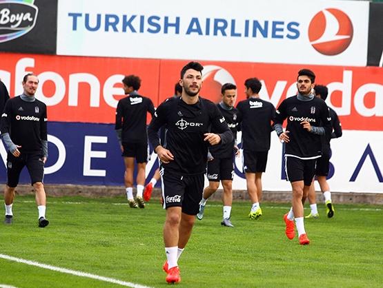 Adanaspor maçı hazırlıkları devam ediyor 8