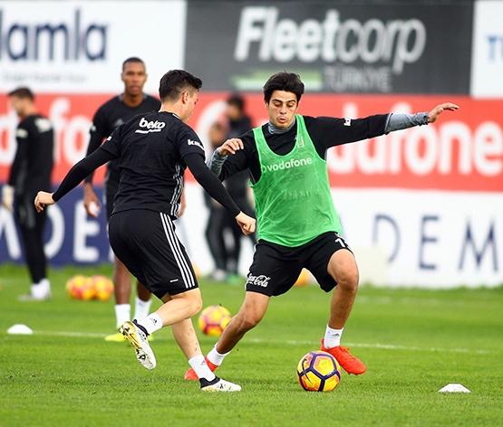 Adanaspor maçı hazırlıkları devam ediyor 9