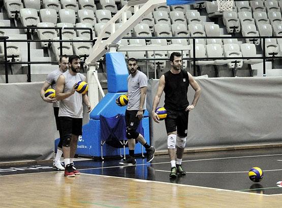 Galatasaray maçı hazırlıklarından kareler 3