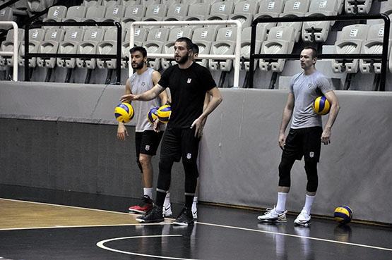 Galatasaray maçı hazırlıklarından kareler 4