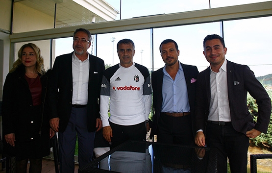 Temsa'dan Beşiktaş'a ziyaret 1