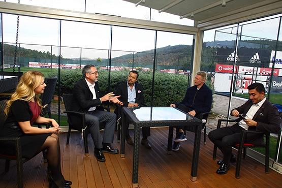Temsa'dan Beşiktaş'a ziyaret 3