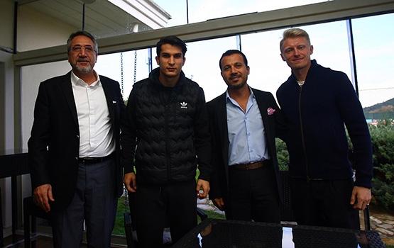 Temsa'dan Beşiktaş'a ziyaret 4