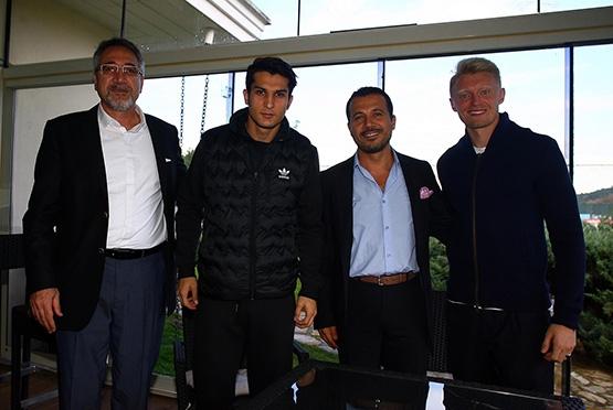 Temsa'dan Beşiktaş'a ziyaret 5