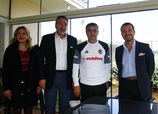 Temsa'dan Beşiktaş'a ziyaret 7