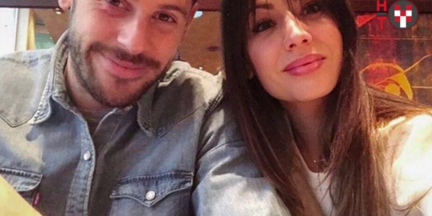 Fabri'nin eşi Adriana Reveron
