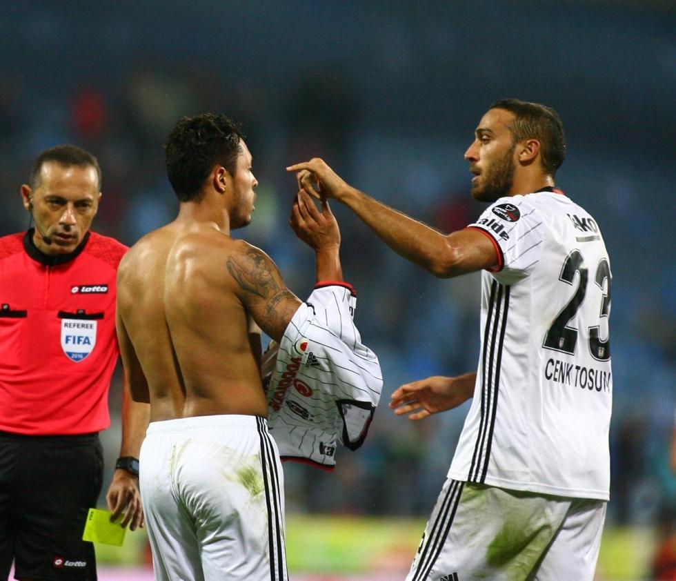 Çaykur Rizespor-Beşiktaş maçı 12