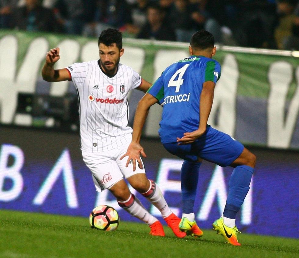 Çaykur Rizespor-Beşiktaş maçı 13