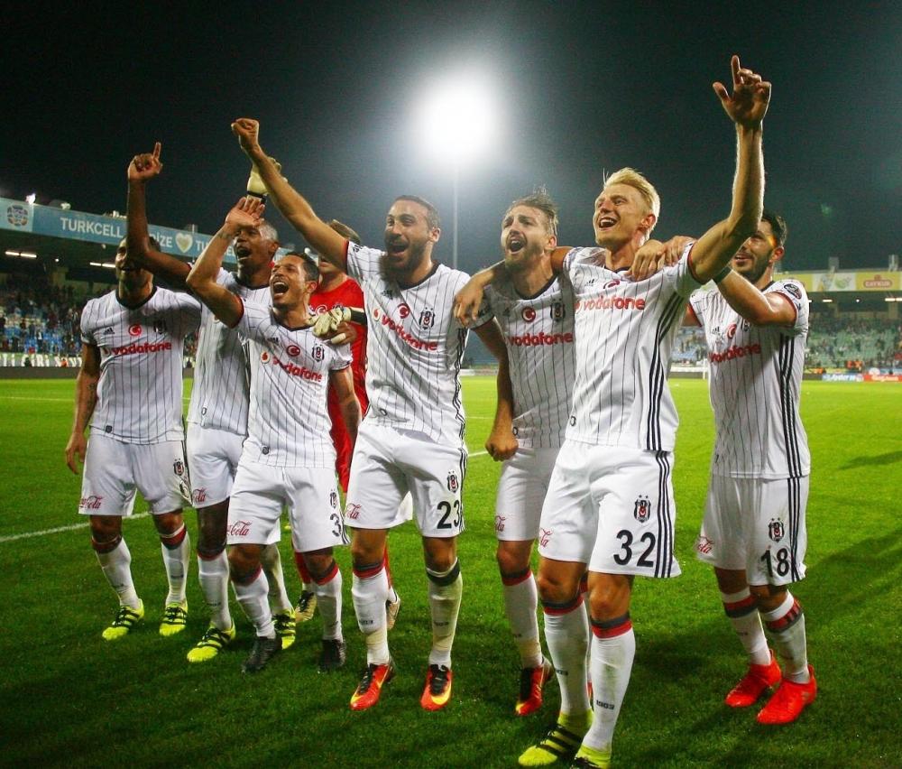 Çaykur Rizespor-Beşiktaş maçı 25
