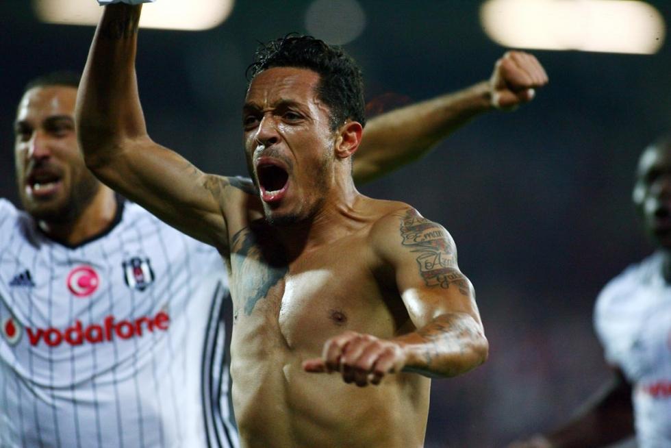 Çaykur Rizespor-Beşiktaş maçı 6