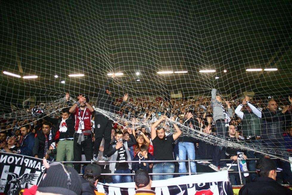 Çaykur Rizespor-Beşiktaş maçı 9