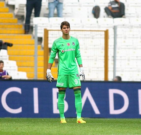 Beşiktaş-AZ Alkmaar maçından kareler 15