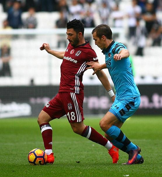 Beşiktaş-AZ Alkmaar maçından kareler 17