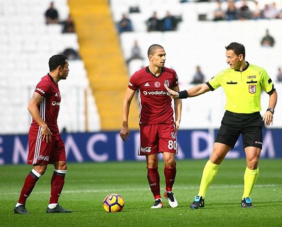 Beşiktaş-AZ Alkmaar maçından kareler 20