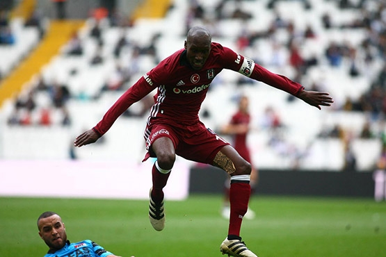 Beşiktaş-AZ Alkmaar maçından kareler 24