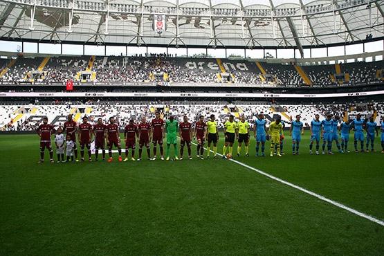Beşiktaş-AZ Alkmaar maçından kareler 28