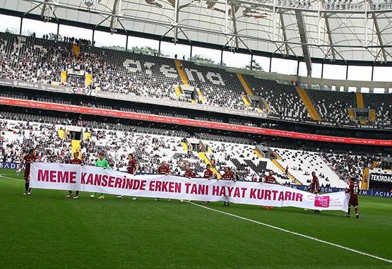 Beşiktaş-AZ Alkmaar maçından kareler 36