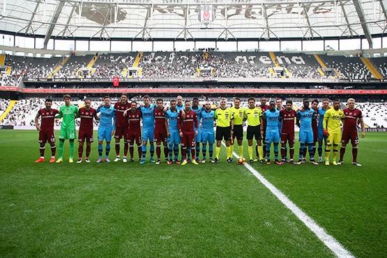 Beşiktaş-AZ Alkmaar maçından kareler 5