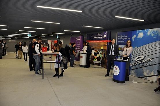 Genç mühendisler Vodafone Arena'da bir araya geldi 10