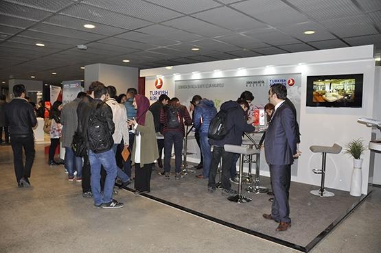 Genç mühendisler Vodafone Arena'da bir araya geldi 12