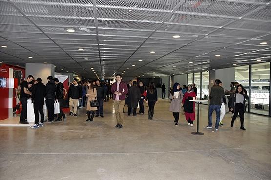 Genç mühendisler Vodafone Arena'da bir araya geldi 3