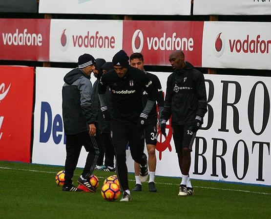 Adanaspor maçı antrenman notları 12