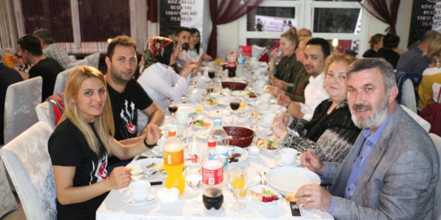 Kdz. Ereğli Beşiktaş Taraftarları Derneği'nden iftar yemeği