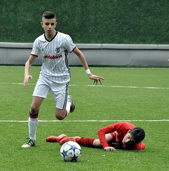 Beşiktaş:3 Pendikspor:0 (U-14) 1