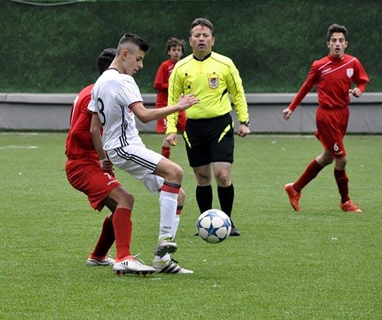 Beşiktaş:3 Pendikspor:0 (U-14) 10