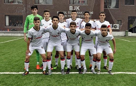 Beşiktaş:3 Pendikspor:0 (U-14) 3