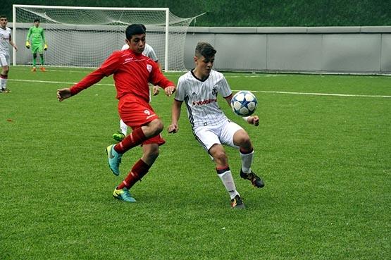 Beşiktaş:3 Pendikspor:0 (U-14) 5