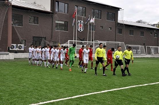 Beşiktaş:3 Pendikspor:0 (U-14) 9