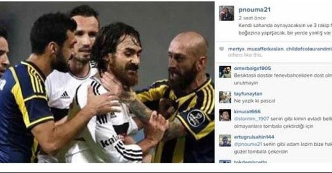 Beşiktaş'ın eski futbolcularının unutulmayan paylaşımları 1