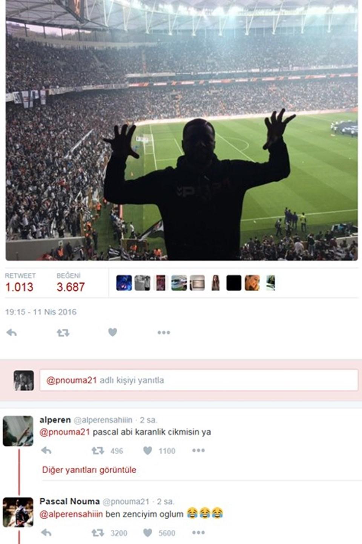 Beşiktaş'ın eski futbolcularının unutulmayan paylaşımları 8