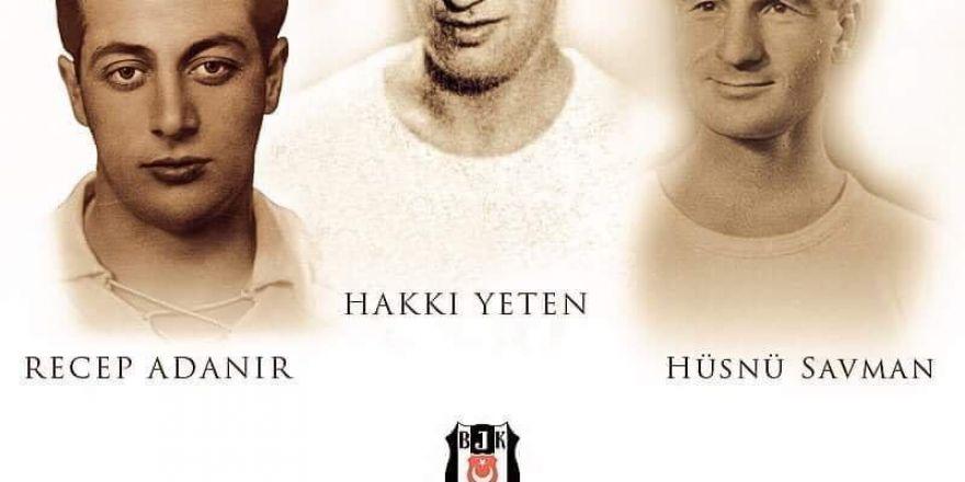 Beşiktaş'ın ''Babaları''