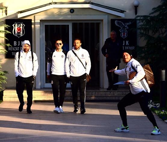 Beşiktaş, Adana'ya gitti 2