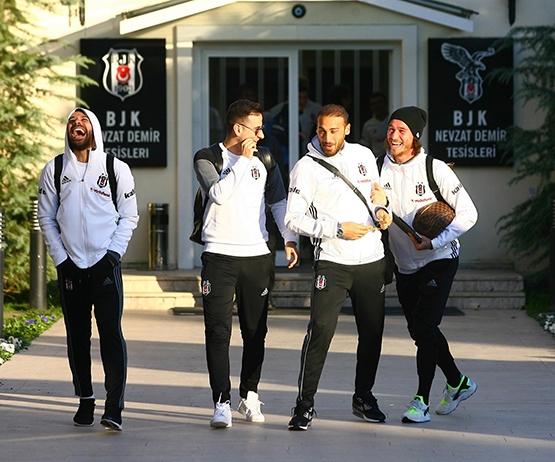 Beşiktaş, Adana'ya gitti 9