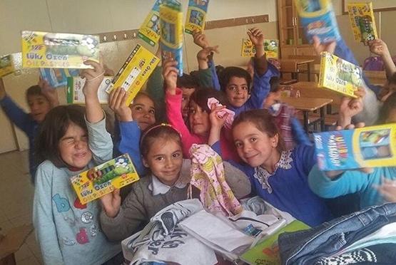 Çarşı'dan kampanya: Çocuklar okusun diye... 4