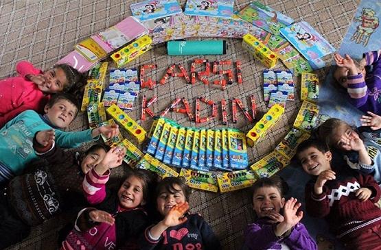 Çarşı'dan kampanya: Çocuklar okusun diye... 5
