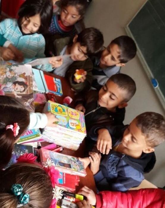 Çarşı'dan kampanya: Çocuklar okusun diye... 8