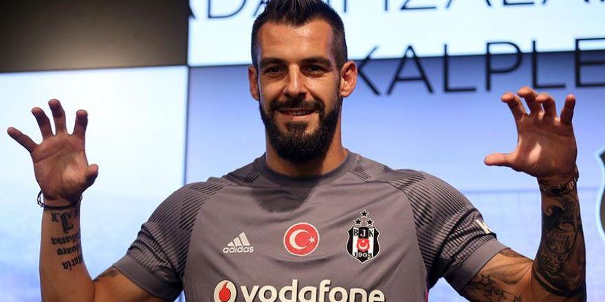 Negredo'nun Beşiktaş kariyeri sona erdi! İşte 1 yılda Negredo'nun yaptıkları