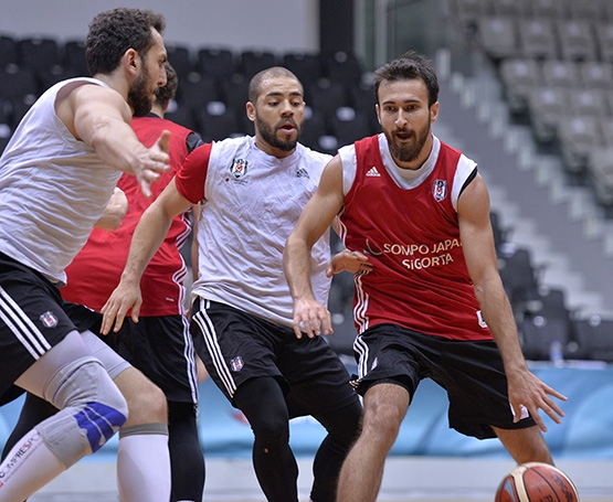 Galatasaray maçında hedef galibiyet 8